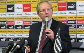 Presidente do Botafogo diz que volta do Fluminense ao convívio no Rio seria importante