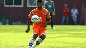 Gum ainda pode rumar para o Santos (Foto: Fluminense FC)