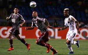 Wellington Paulista vem tendo poucas chances no Fluminense (Foto: Fluminense FC)