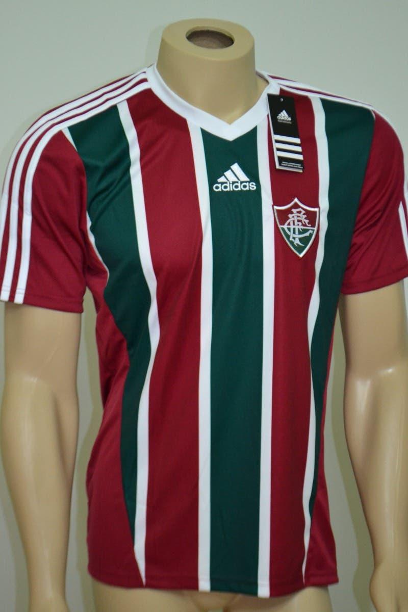 0275b26444dbf Quem doou R  200 ou mais para a construção do CT do Fluminense em eventos  recentes ganhou uma camisa especial. Uma peça única