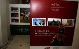 Reforma da sala de troféus teve a anuência do INEPAC