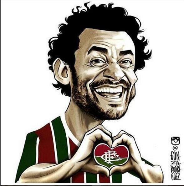 Fred e a relação com o Fluminense  Confira a declaração do ídolo na íntegra 57b20c3601a53