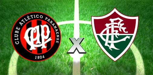 Resultado de imagem para Atlético-PR x Fluminense