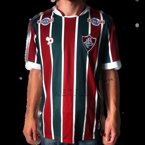 45ae09520c603 Frete grátis) Camisa oficial tricolor  R  229