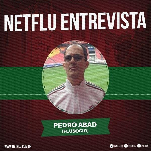 c6226c492021a ... o portal número 1 da torcida tricolor segue com a entrevista dos  candidatos à presidência do Fluminense. A bola da vez é o representante da  Flusócio