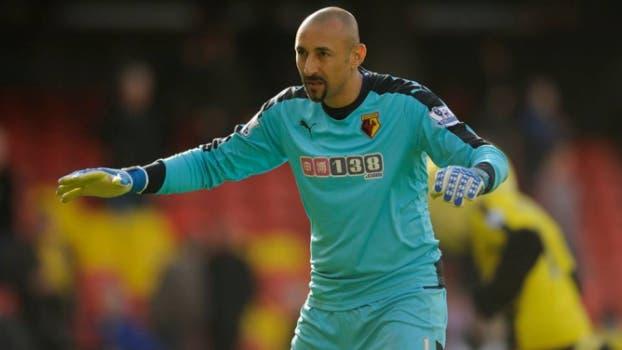 Gomes, ex-Cruzeiro, é do Watford, da Inglaterra