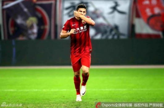 Ex-Botafogo, Elkeson joga no Shanghai SIPG, da China