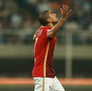 Ex-Fluminense, Alan joga no Guanghzou Evergrande, da China