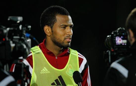 Maicon Bolt, ex-Fluminense, é jogador do Lokomotiv, da Rússia