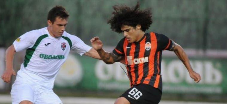 Ex-Botafogo, lateral-esquerdo Márcio Azevedo joga no Shakhtar, da Ucrânia