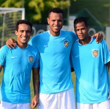 EX-Corinthians, Jadson é outro brasileiro no Tianjin Quanjian