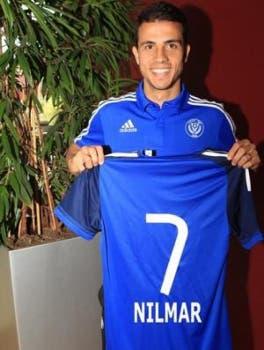 Tentado pelo Flu neste ano, Nilmar joga no Al Nasr, dos Emirados Árabes