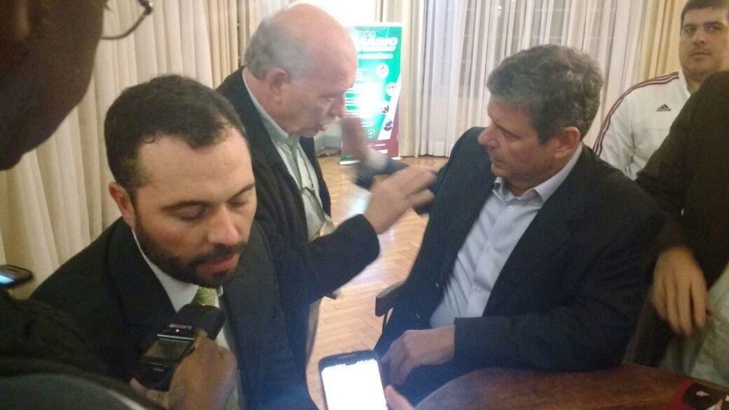 76a395f7a0617 Mário Bittencourt revela planos para revitalizar e modernizar a sede do  Fluminense