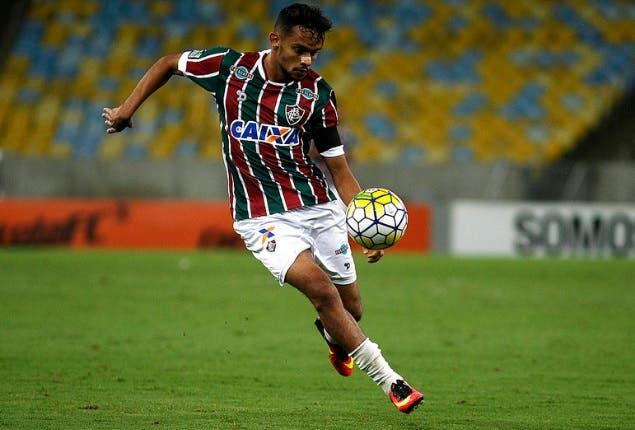 79f013c339 Gustavo Scarpa garante foco no Fluminense e quer apenas curtir suas férias  (Foto  Nelson Perez FFC)