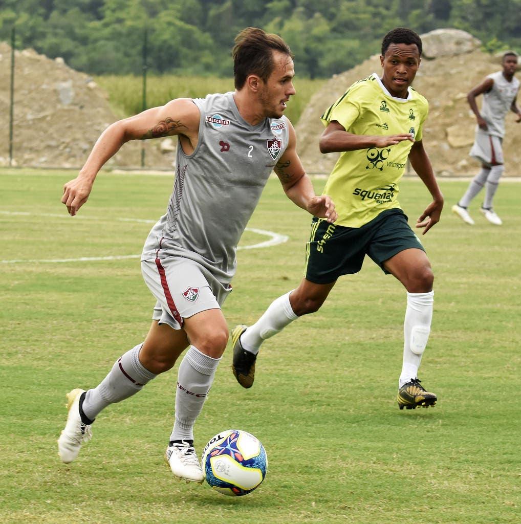 Lucas Moura Quando Estreia: Fluminense Disputa Novo Jogo-treino Nesta Terça