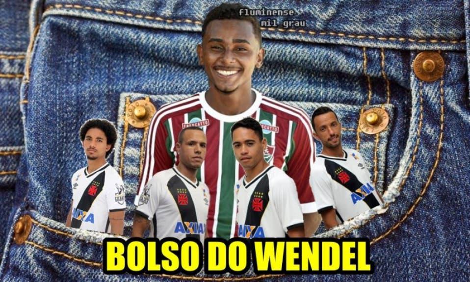 Goleada tricolor  Memes zoando o Vasco tomam conta da internet  49aa9ebe43e1f