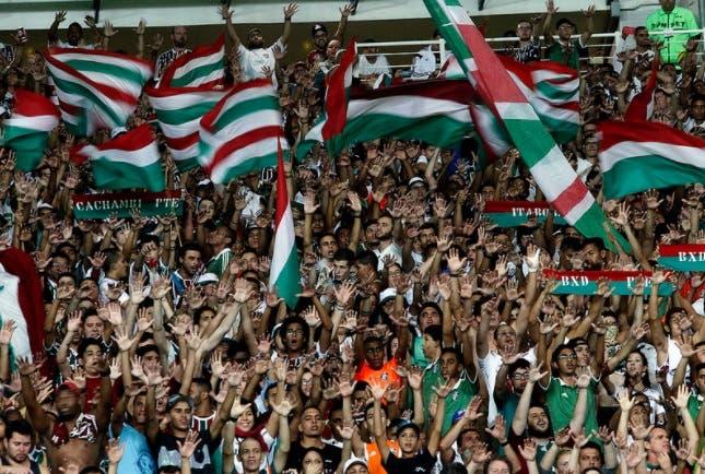 edca24e6b5 Fluminense x LDU (EQU) será o jogo de maior público do Tricolor em 2017  exceto clássicos. O clube divulgou nova parcial de ingressos que apontou  mais de 35 ...