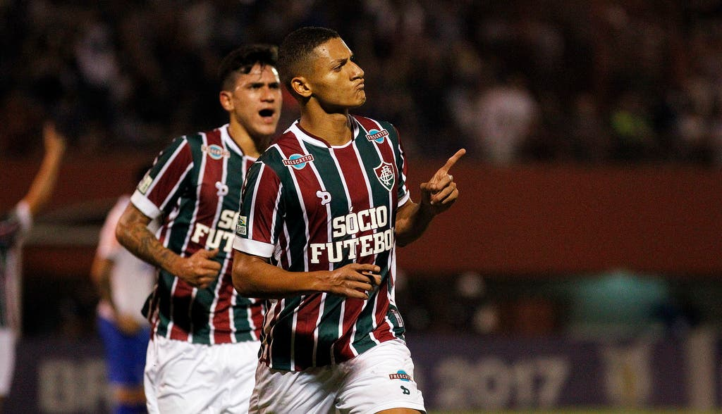 Gerente do Fluminense justifica venda do destaque no ano Richarlison ... a05e254d19b12