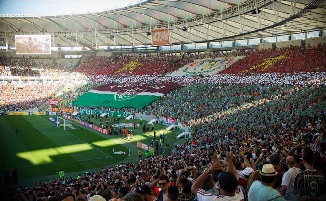 93505dd2d0 Fluminense x LDU  quarta parcial da venda de ingressos é divulgada ...