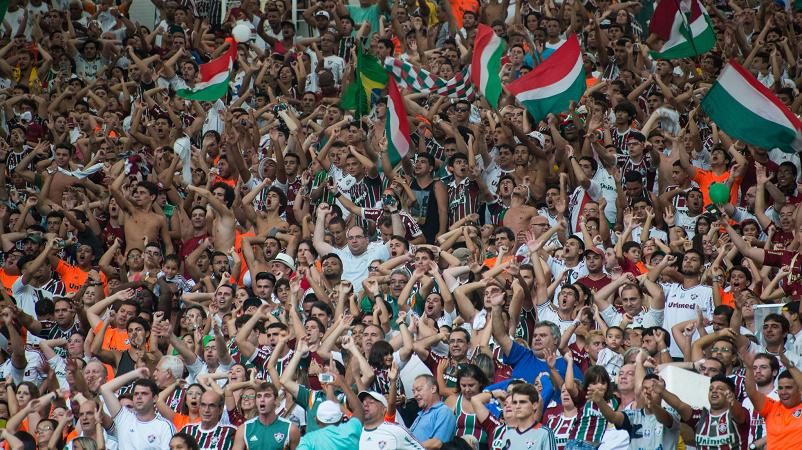 9b3c2834fd Fluminense divulga segunda parcial da venda de ingressos para o jogo contra  o São Paulo