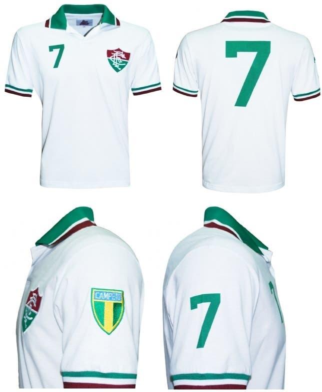 57e30b7f03457 Camisa Retrô 1984 Fluminense – A réplica usada pelo Romerito