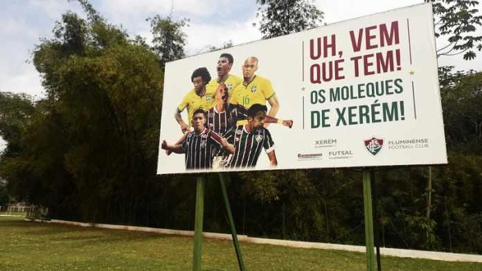 af04270c7a O sub-17 do Fluminense foi até o estádio Figueira de Melo na manhã deste  sábado para enfrentar o São Cristóvão