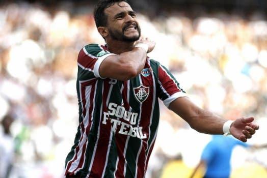 Flamengo foi mais um a procurar Henrique Dourado 5fcc67a93072d