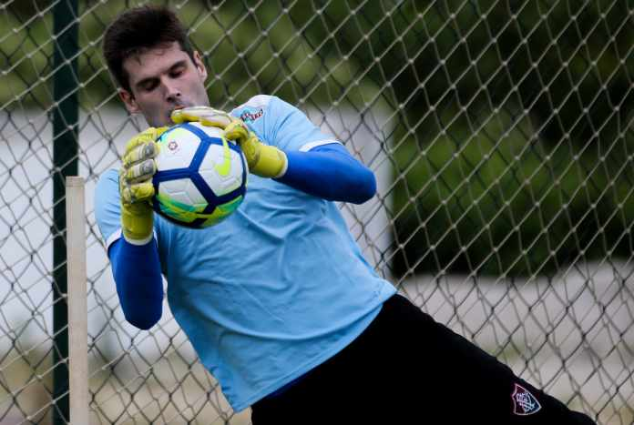 (Foto  Lucas Merçon - FFC). Há quatro jogos sem sofrer gol 402ce1aa2e143