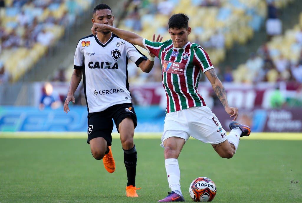 Flu e Bota se enfrentarão em um Maracanã esvaziado neste domingo ... c8791a22c65bd
