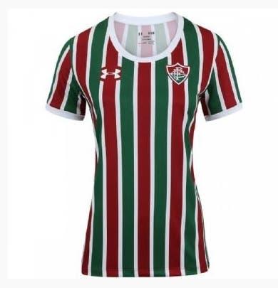 d8d2f14d98 Na Loja NETFLU você pode adquirir as últimas peças da tricolor oficial  feminina com desconto de R  100  De R  229