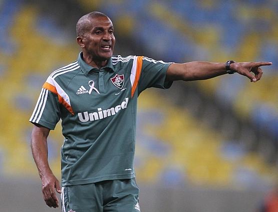 Cristóvão Borges comandou o Fluminense entre 2014 e 2015 28c9995b7e511