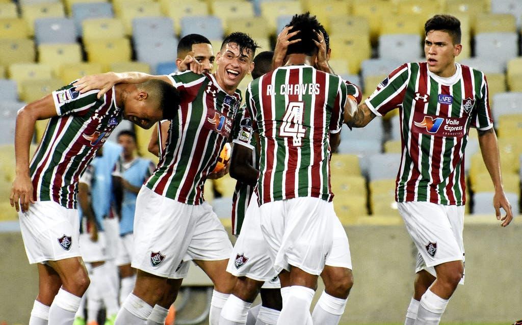 Fluminense disputará sua primeira partida oficial da história na Bolívia a636d14e6e693