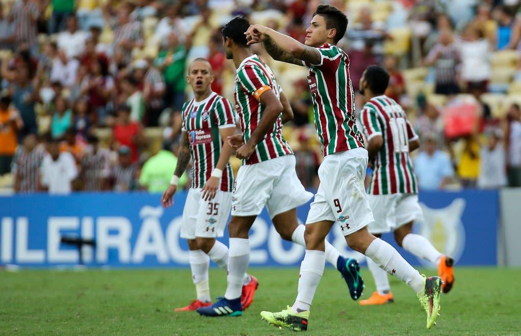 (Foto  Lucas Merçon - FFC). O Fluminense divulgou a lista de relacionados  ... 5e0bc753dc7f8