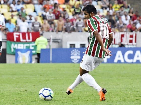 Sornoza sobe de produção no Fluminense d4f0d6e382340