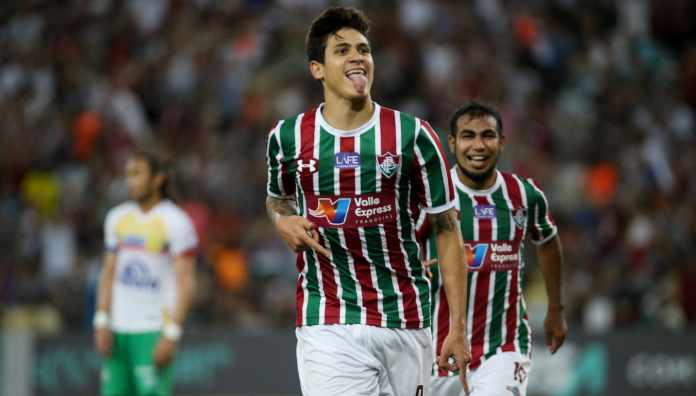 7223ad9c9b Times do Rio assumem a liderança do Brasileirão pela primeira vez desde 2012