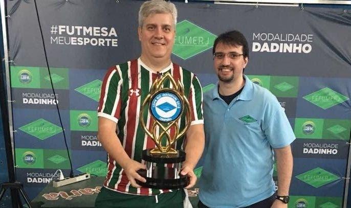 Atleta do Flu é campeão da Copa Rio Individual de Futmesa 0d91a24778a6f