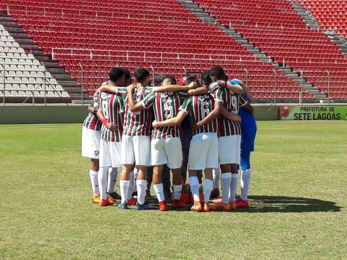 Sábado foi de vitórias para o Fluminense em suas categorias de base  confira 55b914c18b550