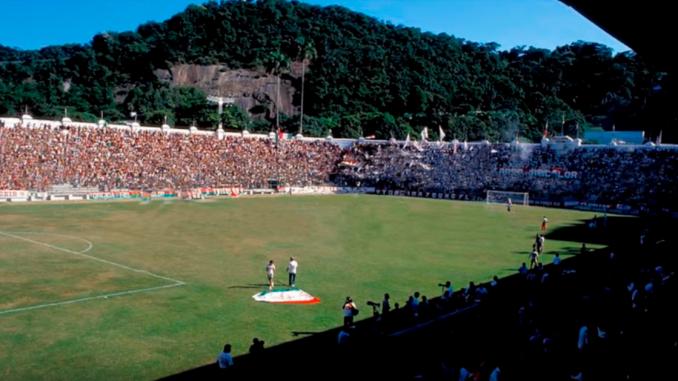 Resultado de imagem para estádio das Laranjeiras