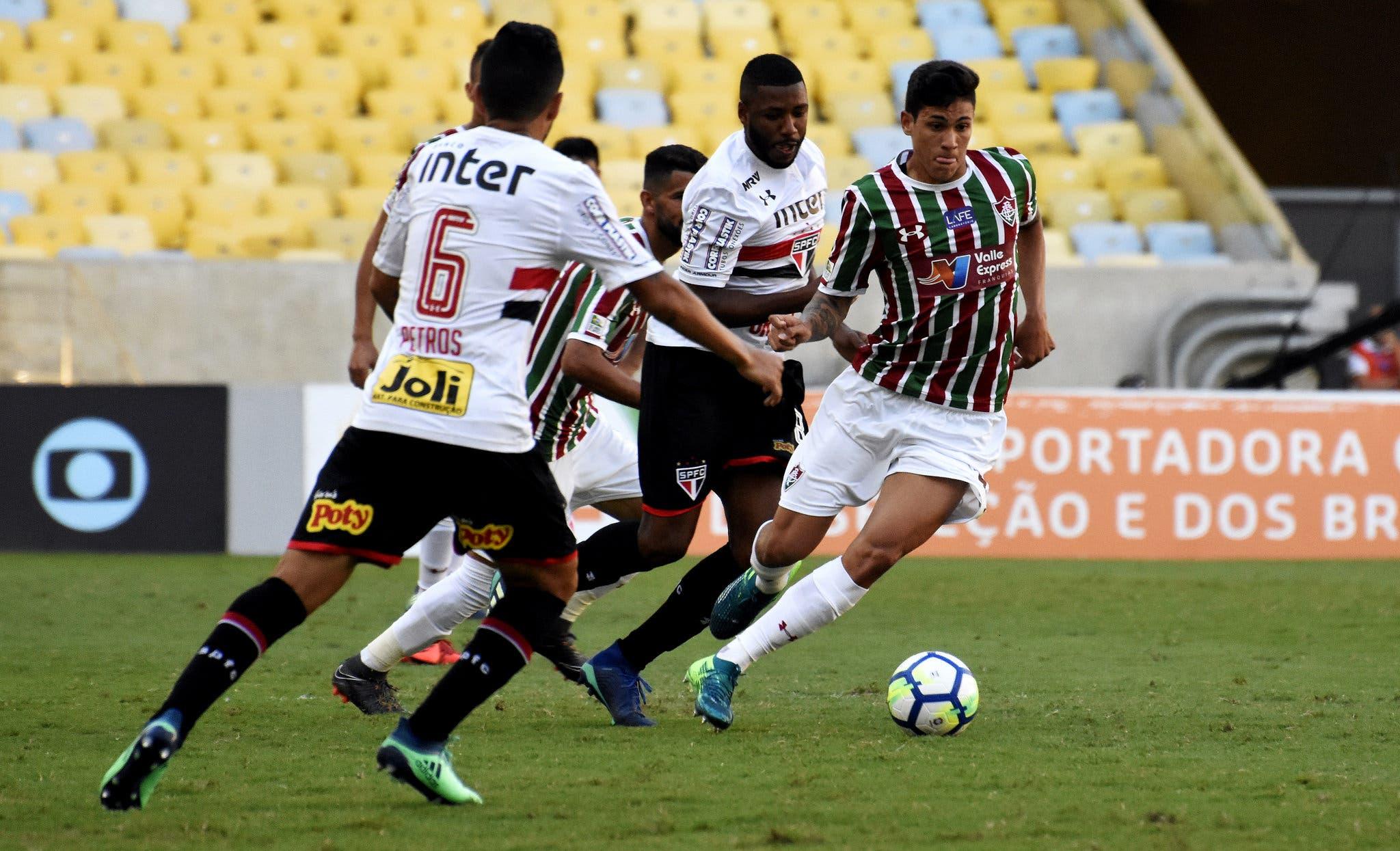 Resultado de imagen de São Paulo x Fluminense.