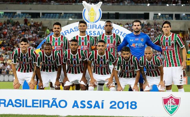 (Foto  Lucas Merçon FFC). O Fluminense divulgou na manhã deste domingo a  lista de relacionados para ... a8f57d52ec63e