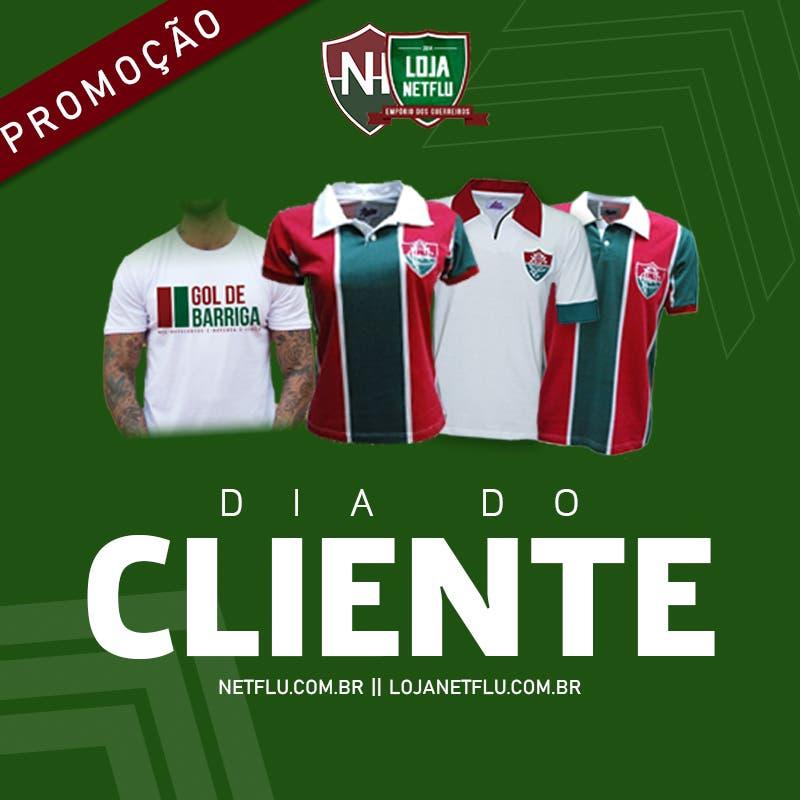132c781b0be0c Camisas do Fluminense com desconto na Loja NETFLU  Só hoje!