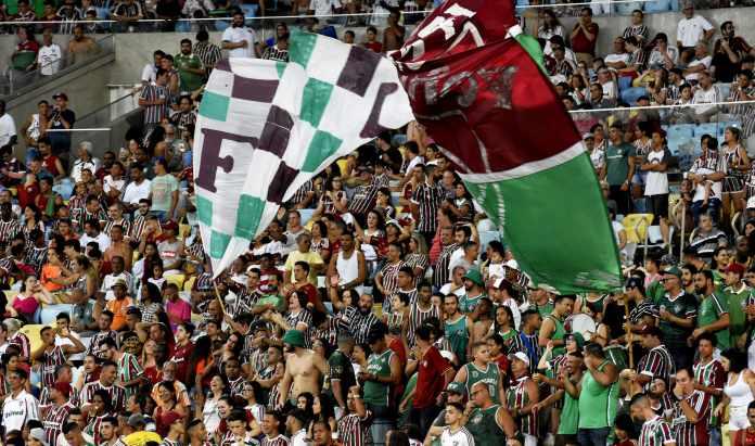 Fluminense divulga parcial de ingressos vendidos para duelo contra o  Atlético-PR d7bf4688a1e84