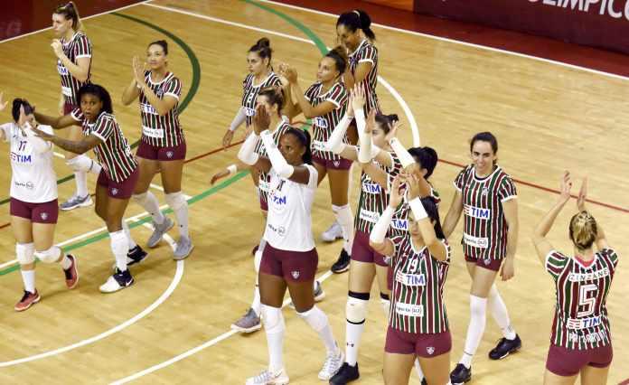 Fluminense enfrenta o Sesc-RJ em busca do 26º título estadual de vôlei  feminino db6746c93a948