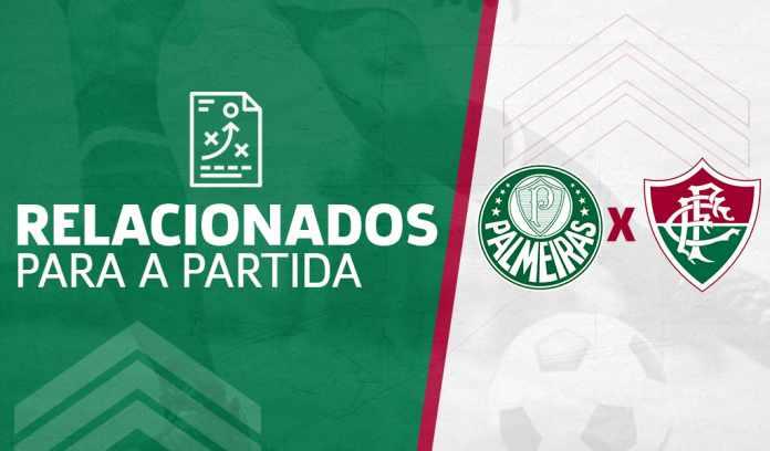 Flu tem ausência de última hora para o jogo contra o Palmeiras  Veja os  relacionados d00fb990c0117