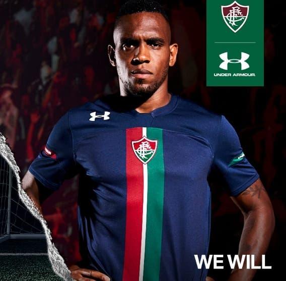 """Você sabia  Fluminense poderia ter tido 1º uniforme """"celeste"""" ao ... c268f3fe32d49"""