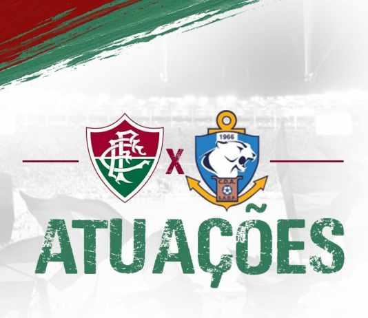aa1be18dfe Atuações NETFLU – Fluminense 0 x 0 Deportes Antofagasta (CHI)