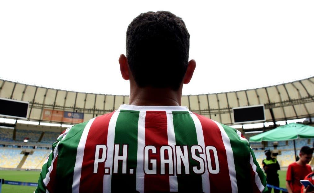 Estreia de Paulo Henrique Ganso pelo Fluzão  Compre já seu ingresso ... b548e53085722