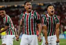 717eda7830 Fluminense leva vantagem contra times chilenos