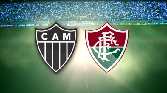 Resultado de imagem para Atlético-MG x Fluminense