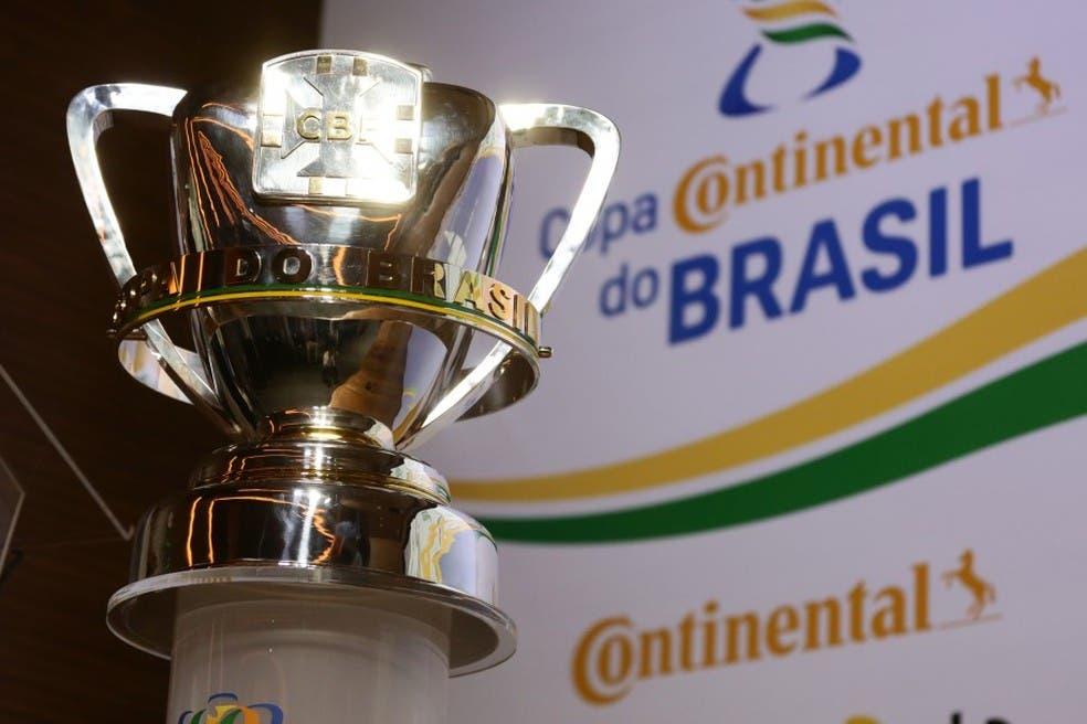 Final da Copa do Brasil, que pode interferir nas vagas para a ...